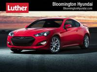 2013 Hyundai Genesis Coupe 2.0T in Bloomington