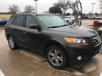 2011 Hyundai Santa Fe Limited SUV FWD
