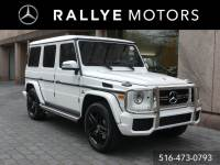 Certified Pre-Owned 2017 Mercedes-Benz G-Class AMG® G 63 SUV AWD 4MATIC®