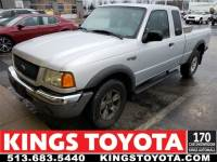 Used 2002 Ford Ranger Edge Truck in Cincinnati, OH