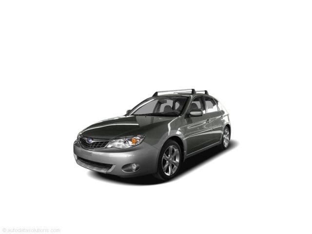 Photo 2009 Subaru Impreza Outback Sport Hatchback SOHC