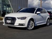 Certified Pre-Owned 2018 Audi A3 e-Tron 1.4T Tech Premium Hatchback For Sale in Temecula, CA
