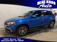 2016 Mitsubishi Outlander Sport 2.4 SUV in Duncansville | Serving Altoona, Ebensburg, Huntingdon, and Hollidaysburg PA
