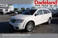 Certified Used 2017 Dodge Journey SXT FWD SUV in Miami