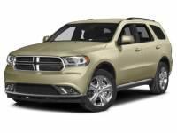 Used 2016 Dodge Durango SXT SUV for sale in Midland, MI