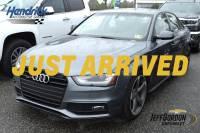 2014 Audi A4 Premium Plus Sedan