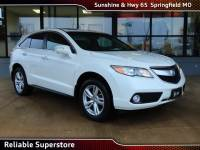 2013 Acura RDX Technology Package SUV AWD For Sale in Springfield Missouri