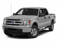 2013 Ford F-150 XLT Truck SuperCrew Cab V8 FFV