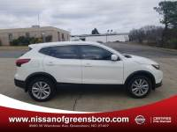Pre-Owned 2018 Nissan Rogue Sport S SUV in Greensboro NC