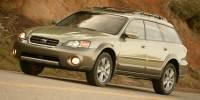 Pre-Owned 2005 Subaru Legacy Wagon Wgn 3.0 R L.L.Bean Edition