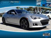 Pre-Owned 2016 Subaru BRZ Limited Coupe in Jacksonville FL