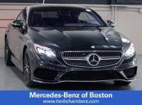 2015 Mercedes-Benz S-Class S 550 Coupe in Boston