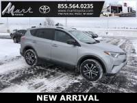 Certified Pre-Owned 2016 Toyota RAV4 LE All Wheel Drive w/Bluetooth, Backup Camera & Po SUV in Plover, WI