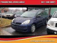 2005 Toyota Sienna LE - 7 Passenger Seating