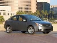 Pre-Owned 2008 Nissan Sentra 2.0 S FWD 4D Sedan