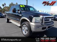 2007 Ford F-350 SD XLT Crew Cab Long Bed 4WD