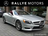 Certified Pre-Owned 2016 Mercedes-Benz AMG® SL 63