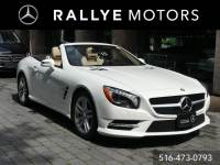 Certified Pre-Owned 2015 Mercedes-Benz SL-Class SL 550