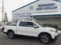 Used 2017 Honda Ridgeline RTL-T 4x4 Crew Cab 125.2 in. WB Crew Cab Truck For Sale Bend, OR