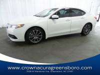 Pre-Owned 2016 Acura TLX V6 Tech in Greensboro NC