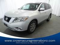 Pre-Owned 2013 Nissan Pathfinder S in Greensboro NC