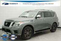 2017 Nissan Armada Platinum SUV in Denver