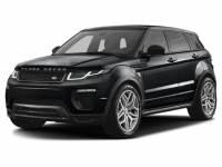 2016 Land Rover Range Rover Evoque SE 2.0L I4