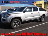 Used 2016 Toyota Tacoma TRD Sport 4x2 TRD Sport Double Cab 5.0 ft SB in Chandler, Serving the Phoenix Metro Area