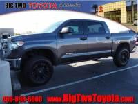Used 2016 Toyota Tundra SR5 4x4 SR5 CrewMax Cab Pickup SB (5.7L V8 FFV) in Chandler, Serving the Phoenix Metro Area