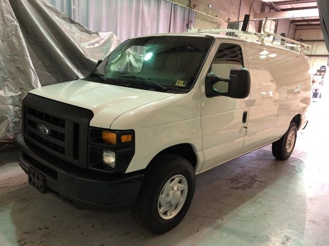 Photo 2013 Ford Econoline E250 Cargo Van Commercial