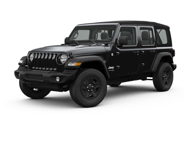 Photo 2018 Jeep Wrangler Unlimited Sport 4x4 SUV For Sale in Madison, WI