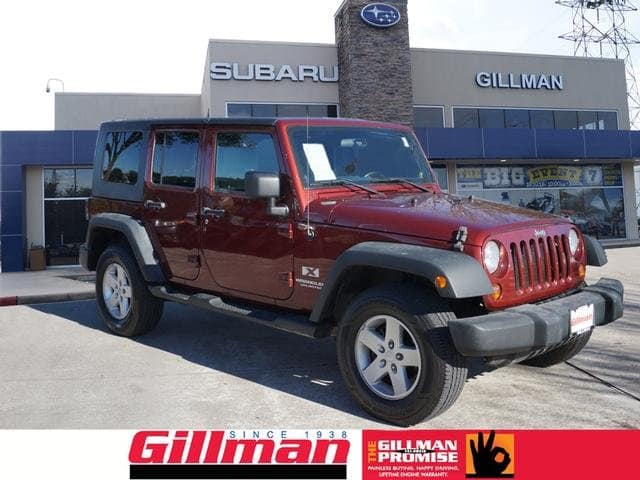 Photo Used 2008 Jeep Wrangler UNLIMITED in Houston, TX