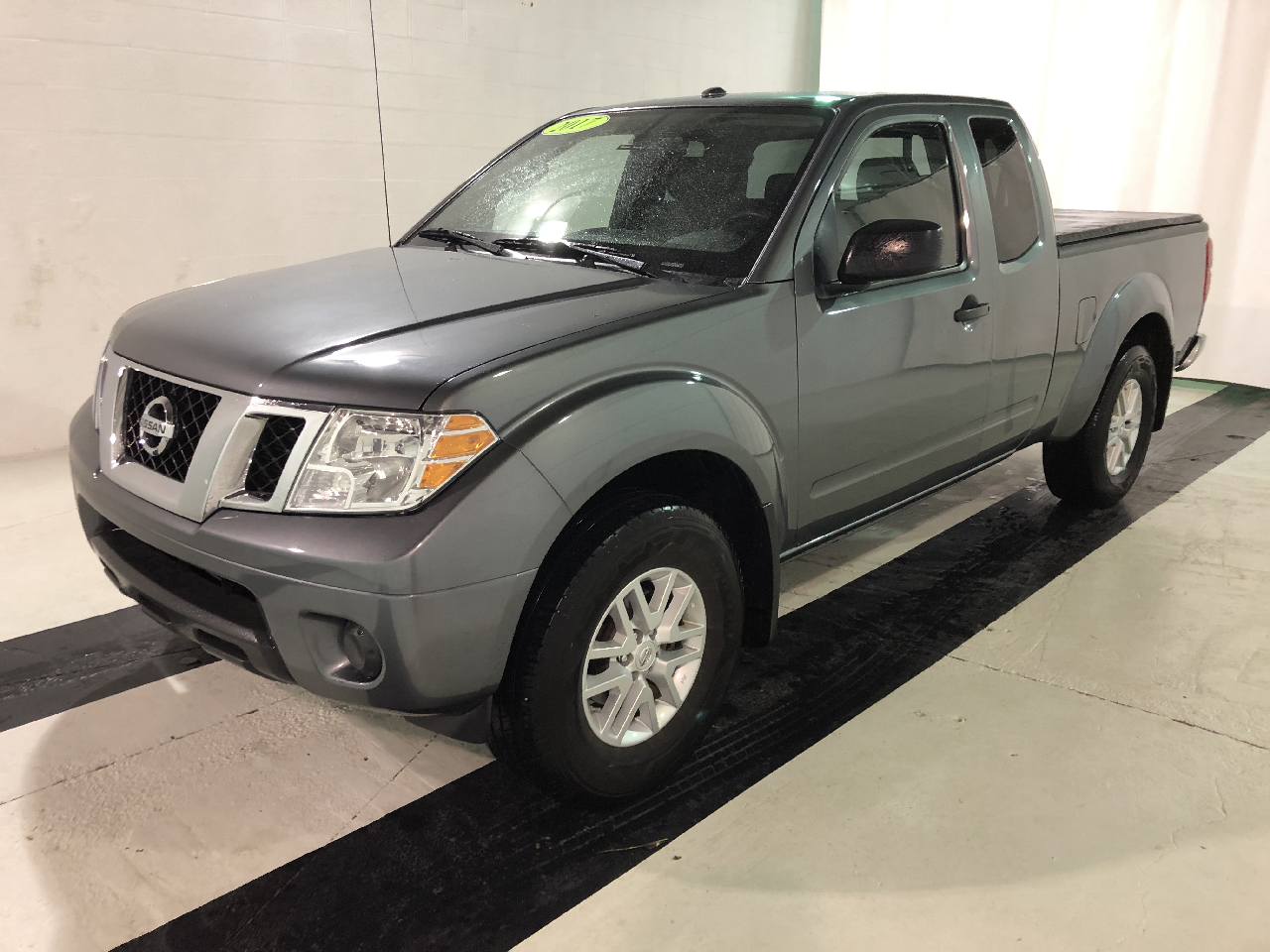 Photo 2017 Nissan Frontier 2017.5 King Cab 4x4 SV V6 Auto