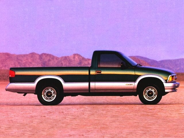 Photo Used 1996 Chevrolet S-10 For Sale at Duncan Suzuki  VIN 1GCCS14W7T8152066