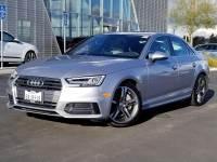 Certified Pre-Owned 2018 Audi A4 2.0T Premium Plus Sedan For Sale in Temecula, CA