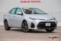 Used 2017 Toyota Corolla SE Sedan in Dublin, CA