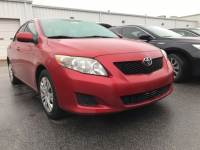 Pre-Owned 2009 Toyota Corolla LE FWD 4D Sedan