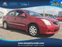 Pre-Owned 2012 Nissan Sentra 2.0 S (CVT) Sedan in Tampa FL