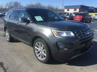2016 Ford Explorer 4WD LimitedClean CarFax Fully Loaded 71K Miles Dua