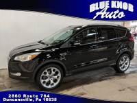 2016 Ford Escape Titanium SUV in Duncansville | Serving Altoona, Ebensburg, Huntingdon, and Hollidaysburg PA