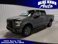 2016 Ford F150 XLT SPORT ECOBOOST Truck in Duncansville | Serving Altoona, Ebensburg, Huntingdon, and Hollidaysburg PA