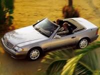 1995 Mercedes-Benz SL-Class SL 600