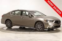 2019 Acura RLX Sport Hybrid Base w/Advance Package Sedan