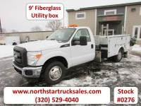 Used 2011 Ford F-350 Service Utility Truck