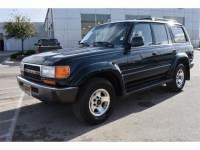 1994 Toyota Land Cruiser VX SUV