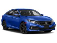 New 2019 Honda Civic Sedan Sport FWD 4dr Car