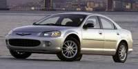 Pre-Owned 2003 Chrysler Sebring LX FWD 4dr Car