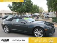 Used 2014 Chevrolet Camaro SS w/1SS Available in Elk Grove CA