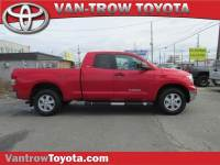 Used 2011 Toyota Tundra 4WD Double Cab Standard Bed 4.6L V8