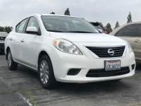 2012 Nissan Versa 1.6 SV Sedan
